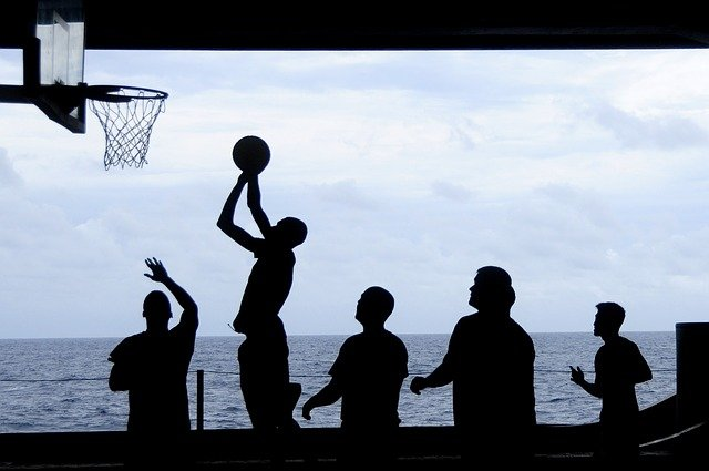 Basketball and organizational performance …