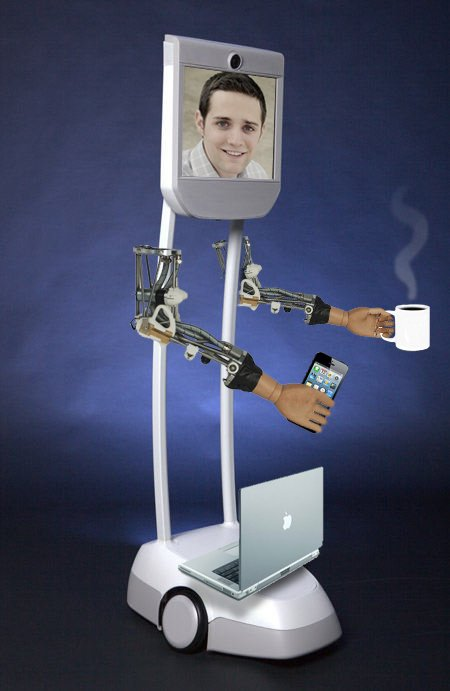 Present Telepresence Robots Present