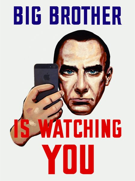 We are our own Big Brother