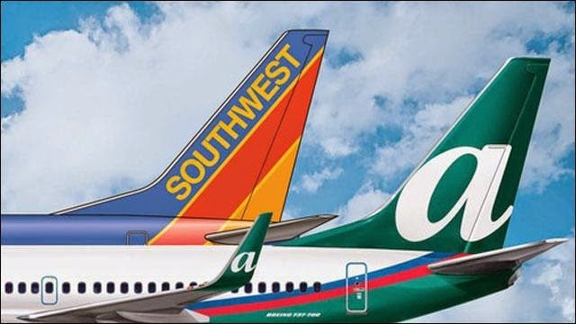 Go, go, go… Southwest and Airtran