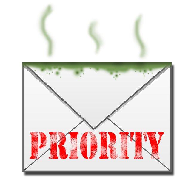 Priority Spam