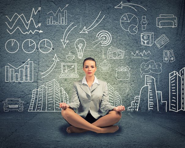 Want to be more creative?  Meditate on it.