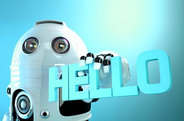(Helpful!) Talking Machines…