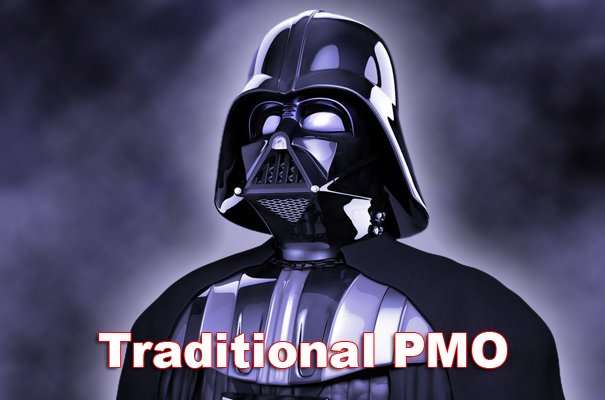 Don't Let Your PMO Be Seduced by the Dark Side