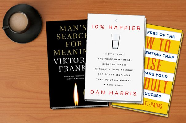 Three Books I'm Grateful for in 2015