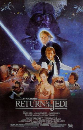 In Defense of Return of the Jedi