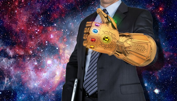 The Six Infinity Stones of Business Transformation